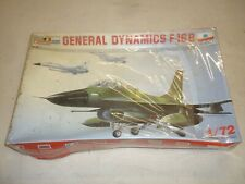A ESCI un-opened / un-built plastic kit for a General Dynamics F-16B  box sealed