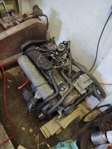 Volvo/VW D24t Engine Straight 6 Cylinder Diesel