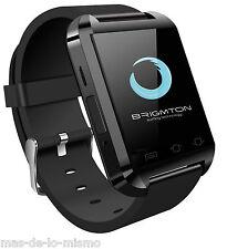 Reloj Inteligente Brigmton BWatch BT2 SmartWatch Bluetooth p. SmartPhone Android