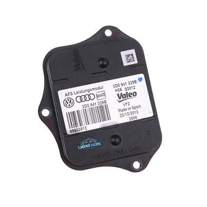 Valeo AFS Leistungsmodul 3D0941329B AHL Headlight Cornering Module VW Audi Q5