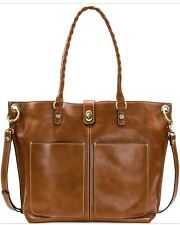 Patricia Nash Heritage Marseille Leather Tote 👜