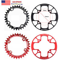 US 32/34/36/38/40/42t 104bcd MTB Bike BMX Sprockets Chainring Guard Crankset