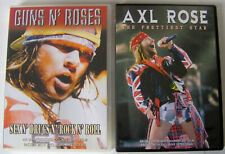 DVD Guns N' Roses dvd collector's box - 2 DVD set