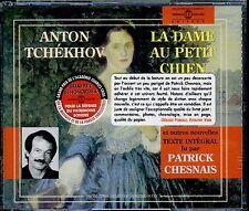ANTON TCHEKHOV la dame au petit chien et autres nouvelles  PATRICK CHESNAIS