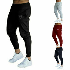 Sport Trousers Jogging Gym Sweat Skinny Men Tracksuit Pants Fit Joggers Hot Slim