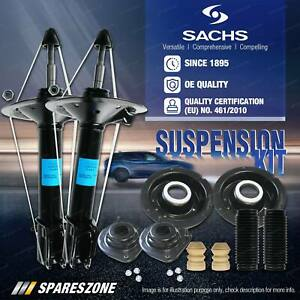 Front Sachs Shock Absorber Mount Bearing Bump Stop Kit for Volkswagen Polo 6R