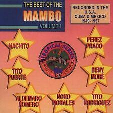 Best of the Mambo 1 CD