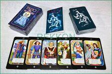 New 78 Tarot Cards Deck Era Of Aquarius by Marina Bolgarchuk with Russian Book
