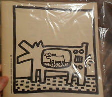 keith Haring coloring Book Self published 1982 the original book Rare