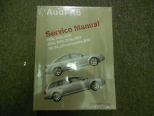 1998 99 2000 2001 2002 03 2004 A6 S6 RS6 Allroad Quattro Service Repair Manual X