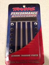 Traxxas T-Maxx / E-Maxx Blue Anodized Aluminum Transmission Skid Plate 4947X