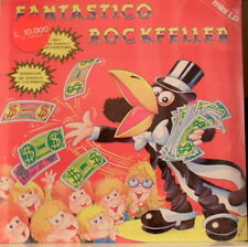 Fantastico Rockfeller: Heather Parisi, Claudio Simonetti, Enrico Montesano - LP