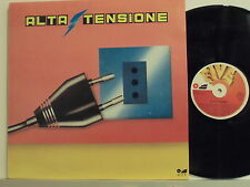 ALTA TENSIONE  LP BEE GEES CREATURES SAVAGE ORLANDO JOHNSON SCOTCH CULTURE CLUB