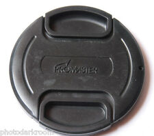 77mm Plastic Regular Lens Cap - Snap-on - Promaster China - USED D36