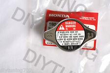 OEM FACTORY HONDA ACURA Denso Radiator CAP CIVIC INTEGRA TSX S2000 CL TL RL CRV