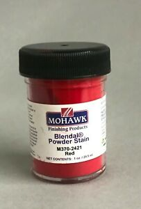 RED Mohawk Blendal Powder (M370-2421) 1 oz FREE SHIP!