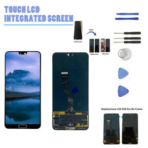 For Huawei P20 Pro Screen Replacement LCD Display Touch Digitiser Assembly st