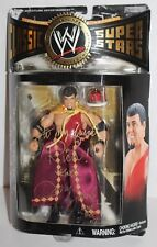WWE Jerry The King Lawler Classic Superstars Jakks Action Figure Series 8 Signed