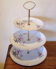 VINTAGE SWINNERTONS 3 TIER CAKE STAND- HIGH TEA