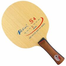 Palio S4 S-4 S 4 Wood ALL+ Table Tennis Blade long shakehand FL