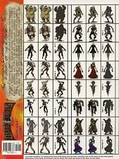Deadlands RPG Cardstock Cowboys #2 Horrors of the Weird West MINT