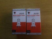 2x HTI150 hti 150 lamp metal halide martin/robe scan nsd 150 css 150 dj lighting