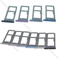 OEM Sim Card Tray Holder Slot For Samsung Galaxy S8 S8+ S9 S9+ 10 S10+ Plus
