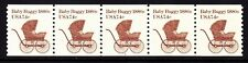 US 1902 MNH 1984 7.4¢ Baby Buggy PNC 5Plate #2