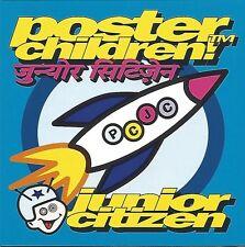 POSTER CHILDREN /JUNIOR CITIZEN * NEW CD * NEU