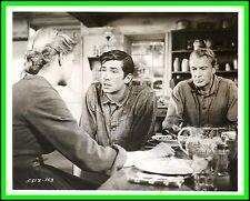 "GARY COOPER & ANTHONY PERKINS in ""Friendly Persuasion"" Original Vintage 1956"