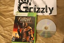 USED Fallout New Vegas XBOX 360 (NTSC) TESTED and WORKING