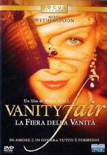 Vanity Fair. La fiera della vanità (2004) Reese Witherspoon - DVD NUOVO Eagle