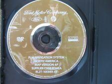 FORD LINCOLN MERCURY NAVIGATION DVD  NAVIGATION DVD VERSION  6P FACTORY OEM