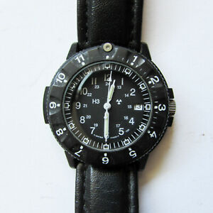 Traser H3 P6500 Watch FAULTY navigators military swiss made mb-microtec tritium