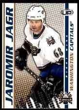 2004-05 Pacific Heads Up  NHL Jaromir Jagr #99