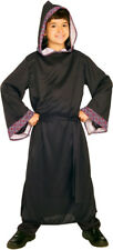 Gothic Vampire Halloween Costume Robe - Large ( Size 12-14 ) 881902
