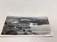 Colton NY Real Photo Postcard Picture RPPC Early 1900s Summer Camp Higley Falls