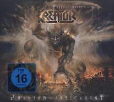 Kreator - Phantom Antichrist (2012) CD + DVD - original verpackt - limited - neu