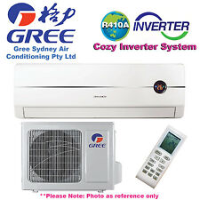 GREE Air Conditioning - 2.25HP Inverter Split System 5.2kW (COZY Series)
