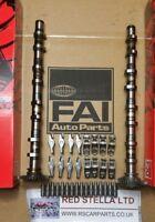 CAMSHAFT KIT 16x ROCKERS 16x LIFTERS BMW SERIES 1 3 5 X1 X3 2.0 D 1995CCM N47D20