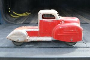 Lincoln Toy Transport Truck Cab Car Carrier? - Made in Canada