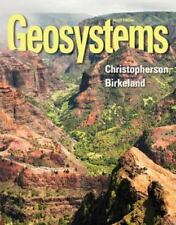 Geosystems An Introduction to Physical Geography, by Christopherson, 9th Edition