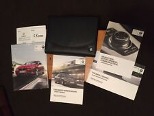 2013 BMW 3 Series Sedan Owners Manual with Case OEM Free Shipping
