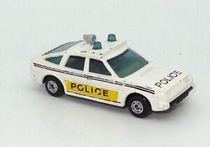LESNEY MATCHBOX NO. 8 - POLICE ROVER 3500