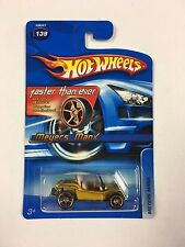 Hot Wheels 2005 FTE #139 Meyers Manx Faster Than Ever 1:64 (T17)