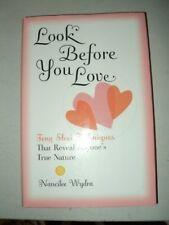 Look Before You Love: Feng Shui Techniques Wydra, Nancilee HC DJ Free Ship