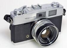 Messsucherkamera Revue Auto S 22 inkl. Konica Hexanon 1,8/45mm