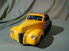 Danbury 1940 Ford Hot Rod Coupe Deluxe Twilight Blue  *Mint in Box*
