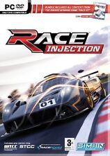 Race Injection (Pc Dvd) NUEVO PRECINTADO