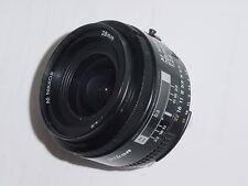 Nikon 28mm F/2.8 AF NIKKOR Auto Focus Wide Angle Lens